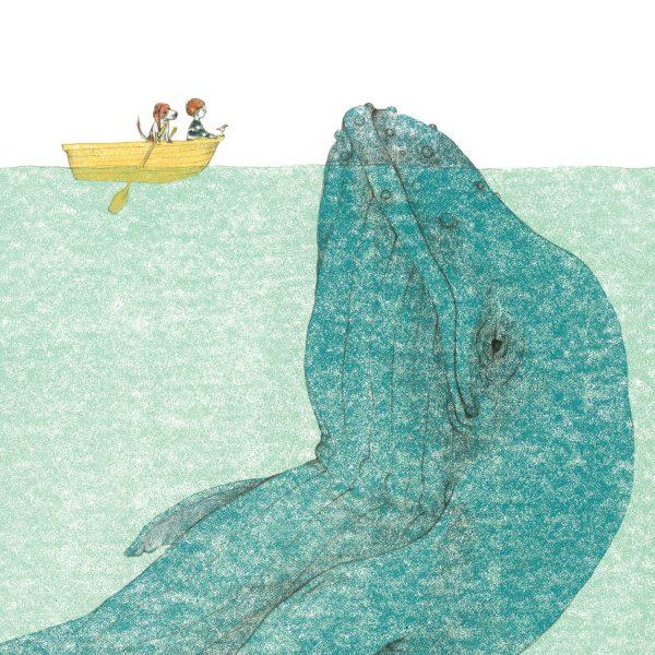 Se vuoi vedere una balena, Julie Fogliano e Erin Stead, Babalibri
