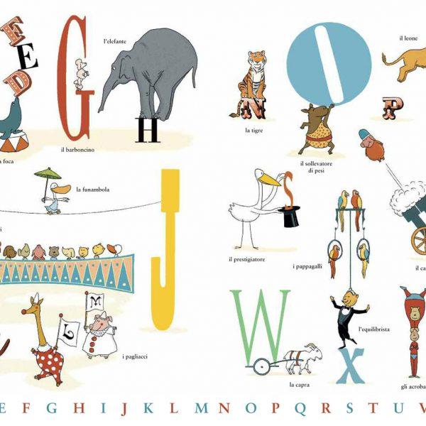 Il grande libro delle figure e delle parole, Ole Könnecke, Babalibri